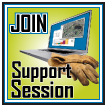 join goto meeting support session