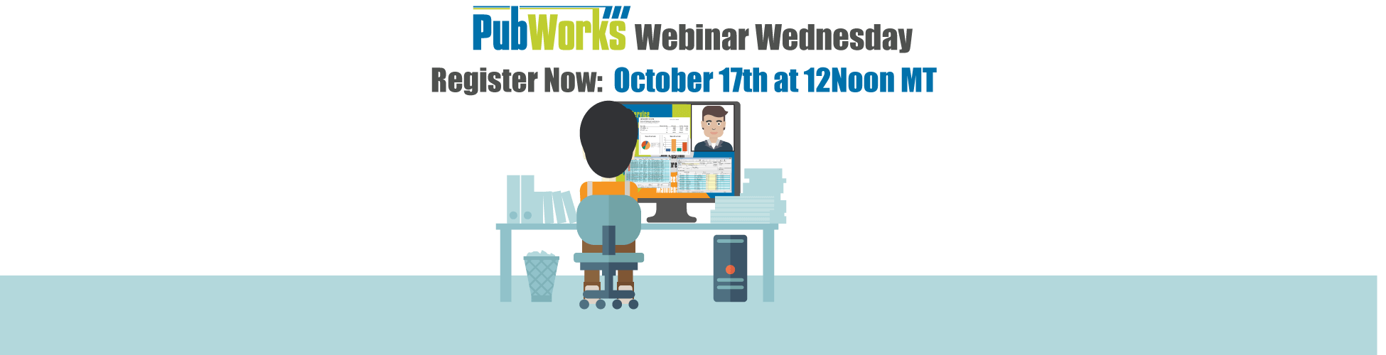 October PubWorks Webinar